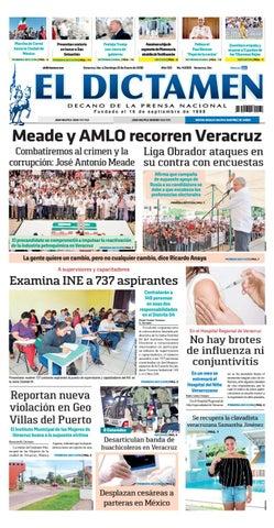 El Dictamen 21de Enero de 2018 by El Dictamen - issuu 03a459be28a