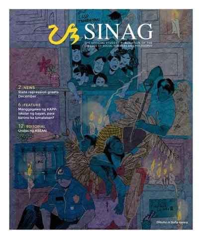 SINAG Issue No 2 November-December 2017 by SINAG - issuu