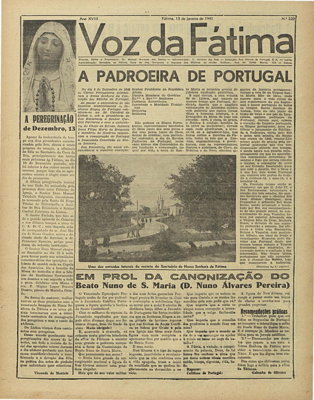 Avoz da fatima 1941 1945 otimizados by Nestor - issuu 51e20df993