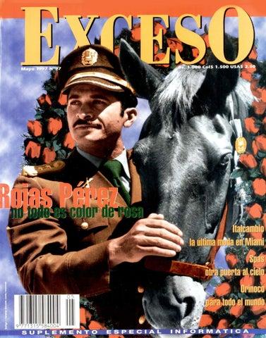9c518459 Revista Exceso edición nº 97 mayo 1997 by Revista Exceso - 1988 a ...
