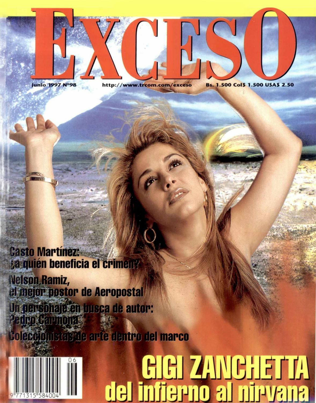 Actriz Porno Traumatizada Xxx revista exceso edición nº 98 edición junio 1997revista