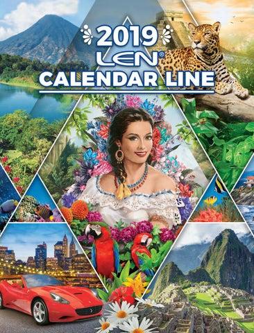 descargar catalogo calendarios len 2020 pdf