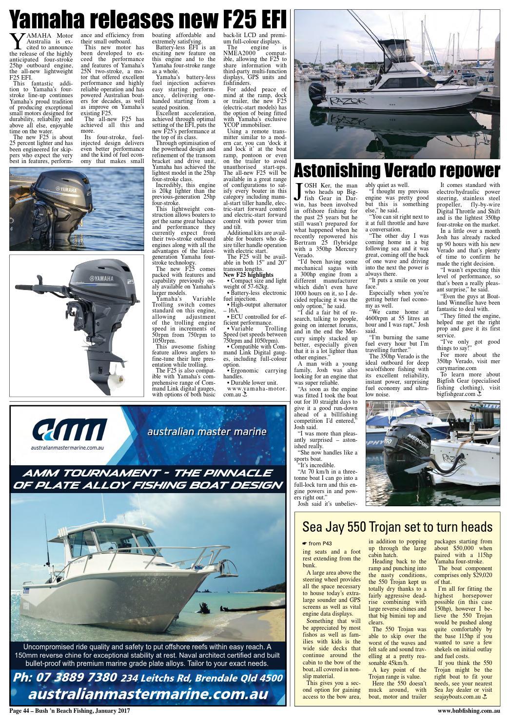 BNB Fishing mag | Jan 2017 by bnbfishing - issuu