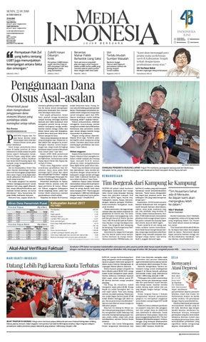 Media indonesia 22 01 2018 22012018072858 by Oppah - issuu 4a3b27db5e