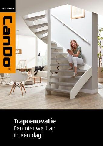 Genoeg Cando Traprenovatie - Een nieuwe trap in één dag! by HomingXL - issuu LZ77