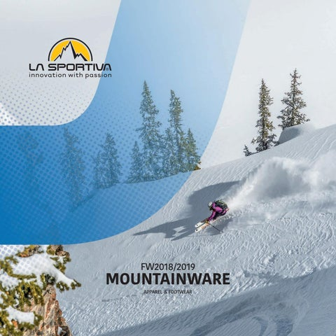 LA SPORTIVA FW 18.19 by MountainBlogIT - issuu 22dd3e52388
