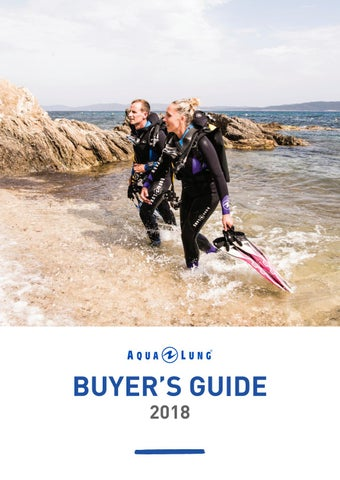 6fa4eec00fe6 Aqua Lung 2018 buyer's guide by Apeks Diving - issuu