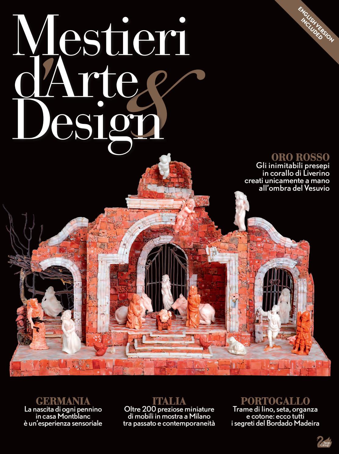 Mestieri d Arte   Design n°16 by Fondazione Cologni dei Mestieri d Arte -  issuu 5a9a53567b60