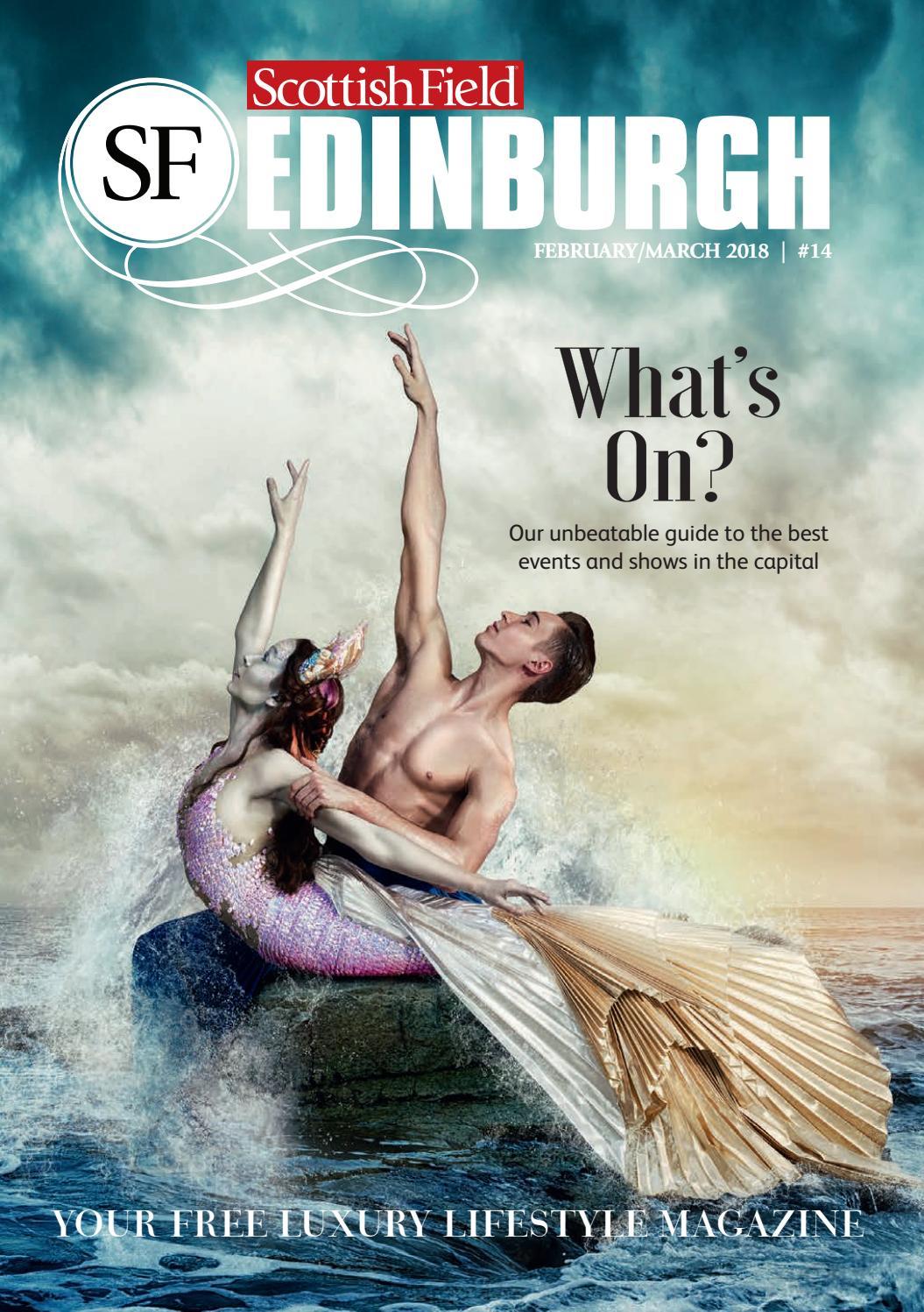 Sf Edinburgh Issue 14 By Sf Edinburgh Issuu