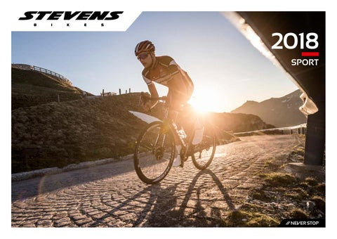 f51981880 Catalogo Stevens Bikes 2018 by BikeMTB.net - issuu