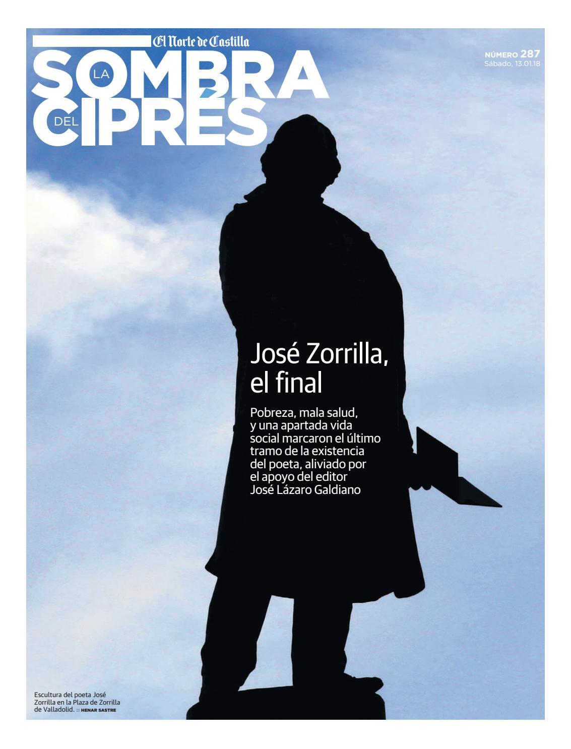 Issuu Norte Final José Zorrilla De By El Castilla a00Aqp