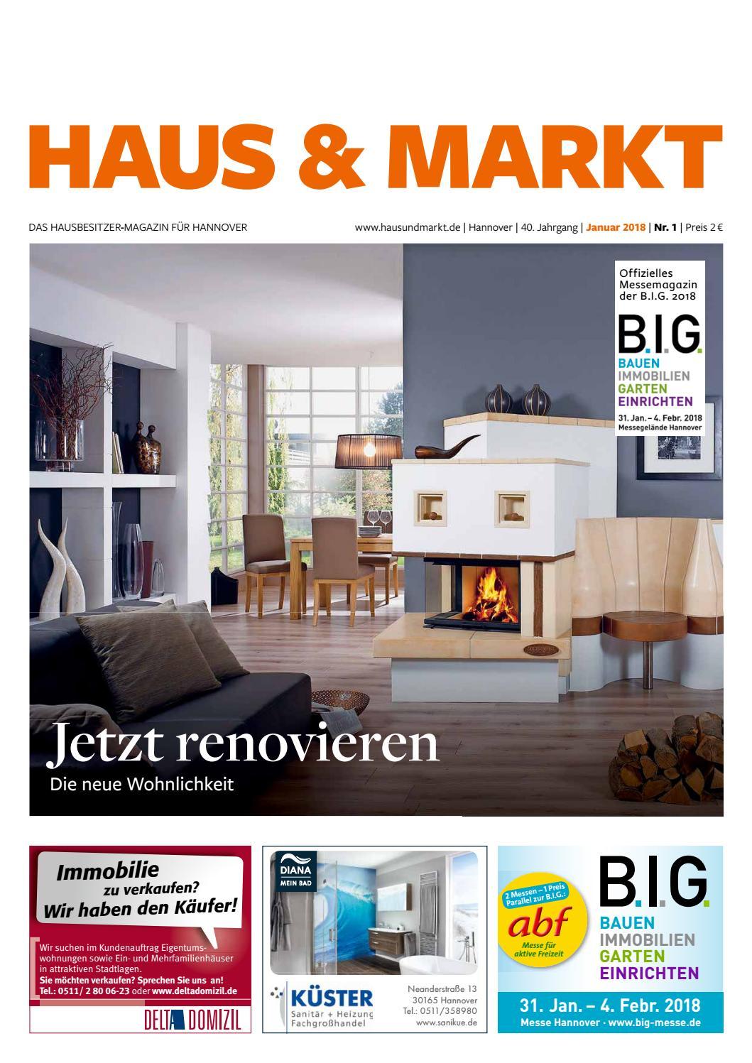 Haus Und Markt 01 2018 By Schluetersche   Issuu