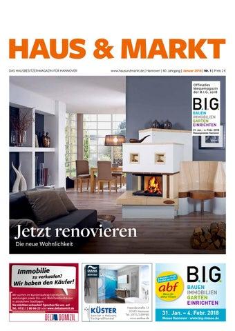 0e5050ea1074f5 Haus und Markt 01 2018 by Schluetersche - issuu
