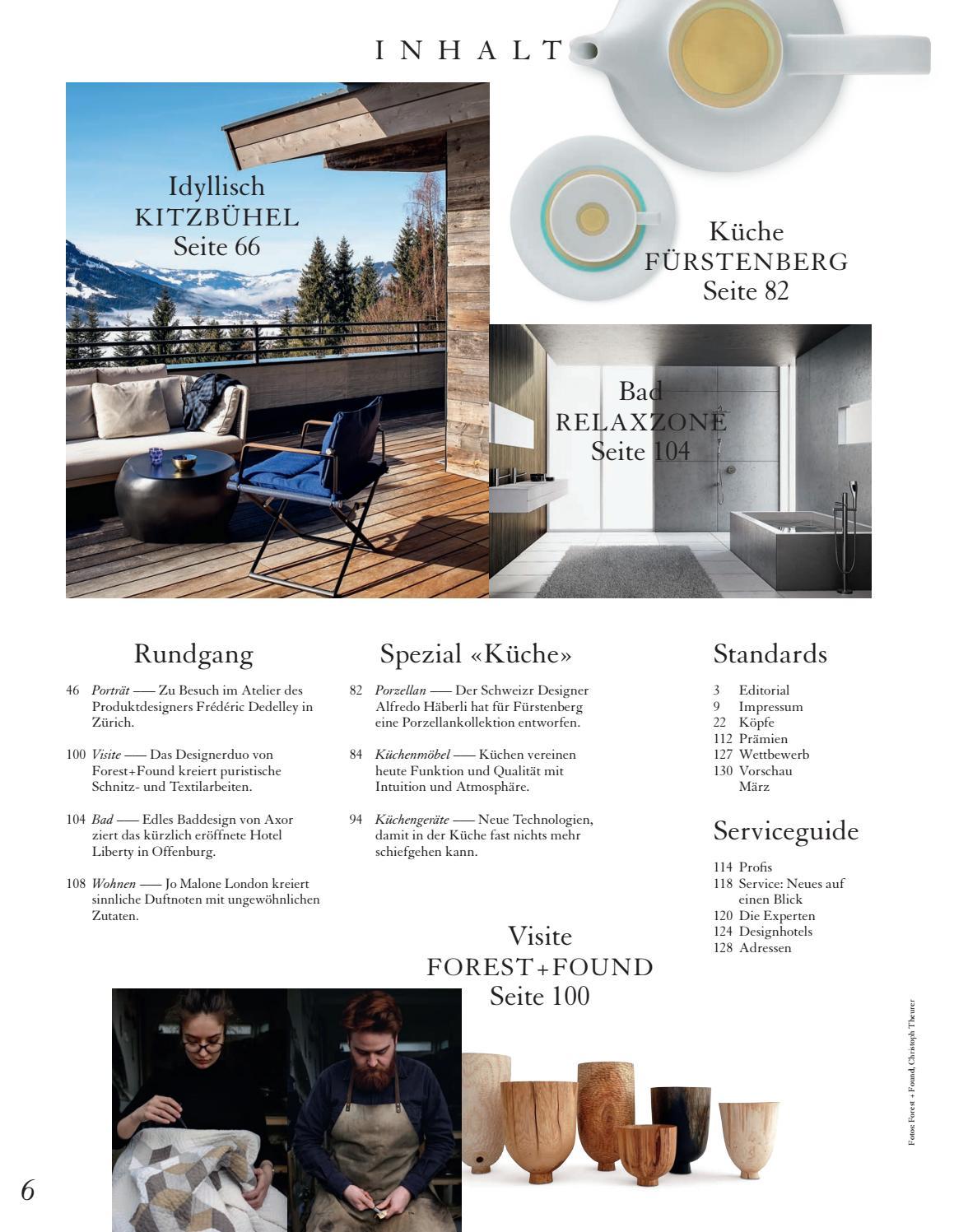 Das Ideale Heim 02 2018 By Archithema Verlag Issuu