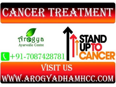Ayurvedic cancer treatment arogyadhamhcc by Arogyadhamhcc