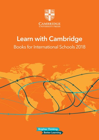 India Schools Catalogue 2018 For Cambridge International And