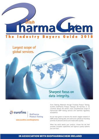 Irish PharmaChem 2018 by Retail News - issuu