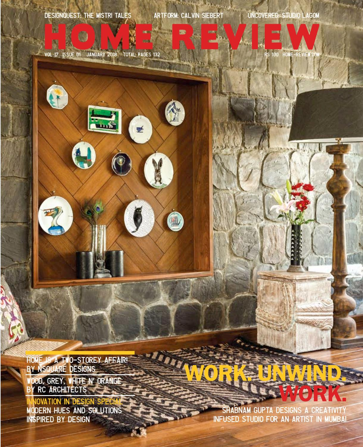 Home Review January 2018 By Home Review Issuu