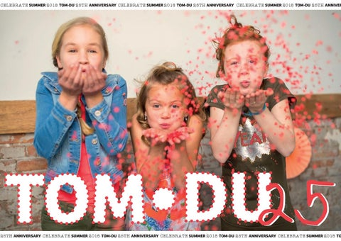 Tom Du Kinderkleding.Tom Du Zomer 2018 By Tom Du Issuu