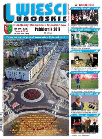 Wieści Lubońskie 201710 By Wiescilubonskie Issuu