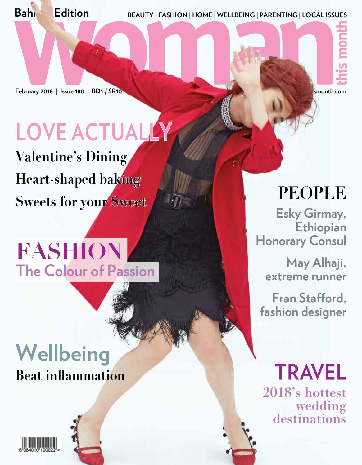 946341811a6a Woman This Month - February 2018 by Red House Marketing - issuu