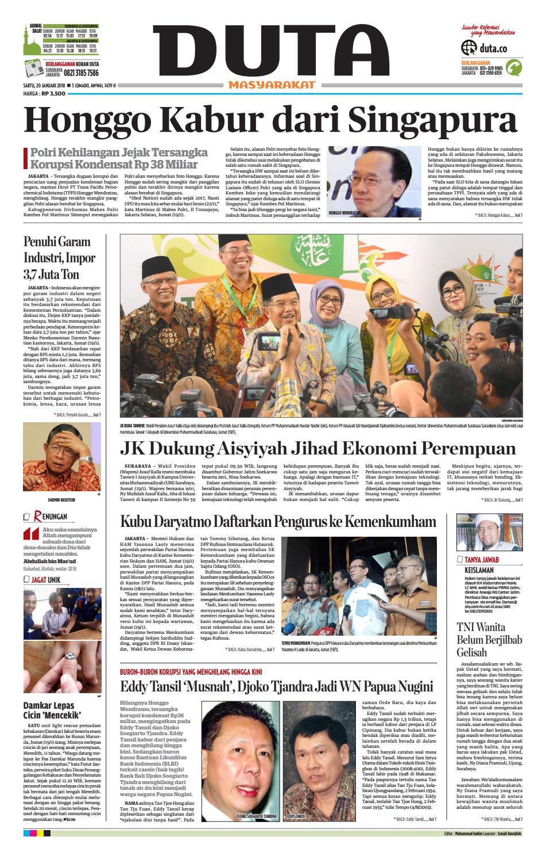 Koran Duta Edisi Sabtu 20 Januari 2018 By Issuu Produk Ukm Bumn Bakso Ikan Tuna Khas Ambon