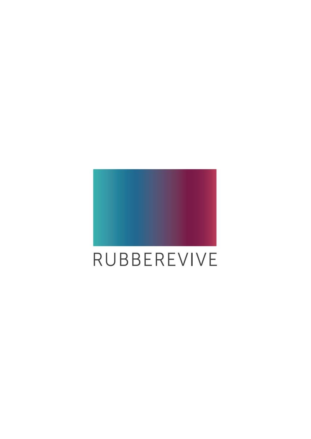 Rubberevive by Matteo Ercole issuu