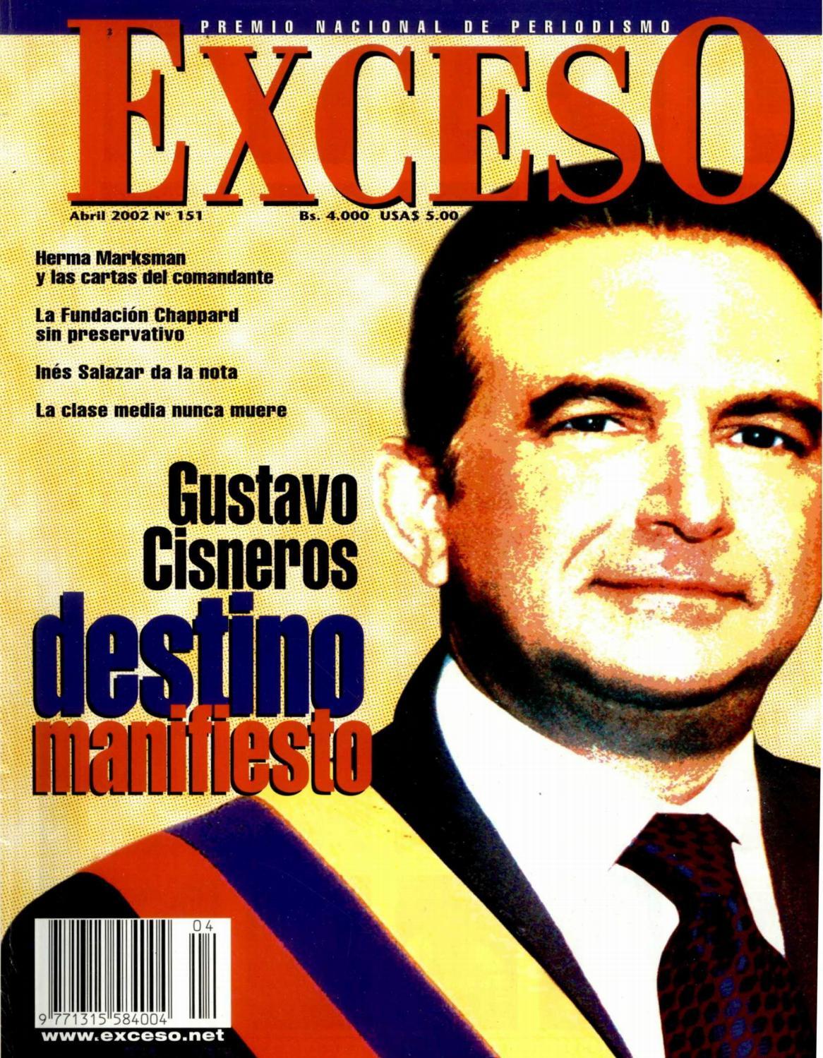 816b220dd0480 Revista Exceso edición nº 151 abril 2002 by Revista Exceso - 1988 a 2007 -  issuu