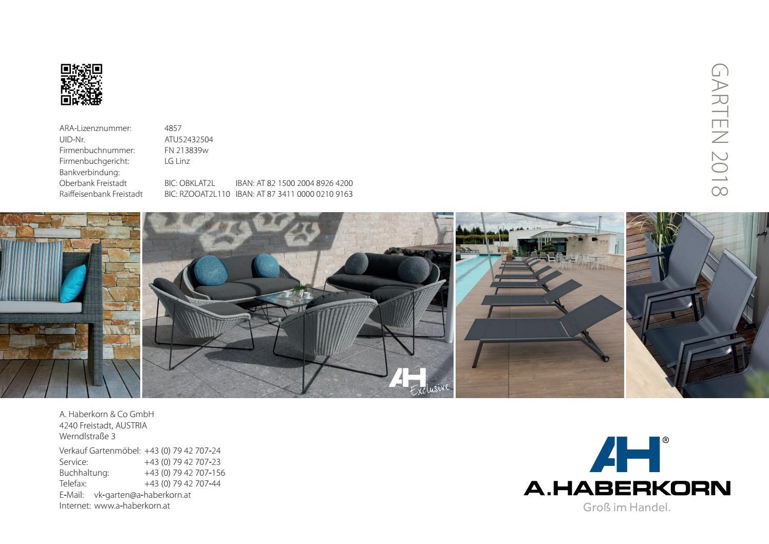 A. Haberkorn, Katalog Garten 2018 by Christof Neunteufel - issuu