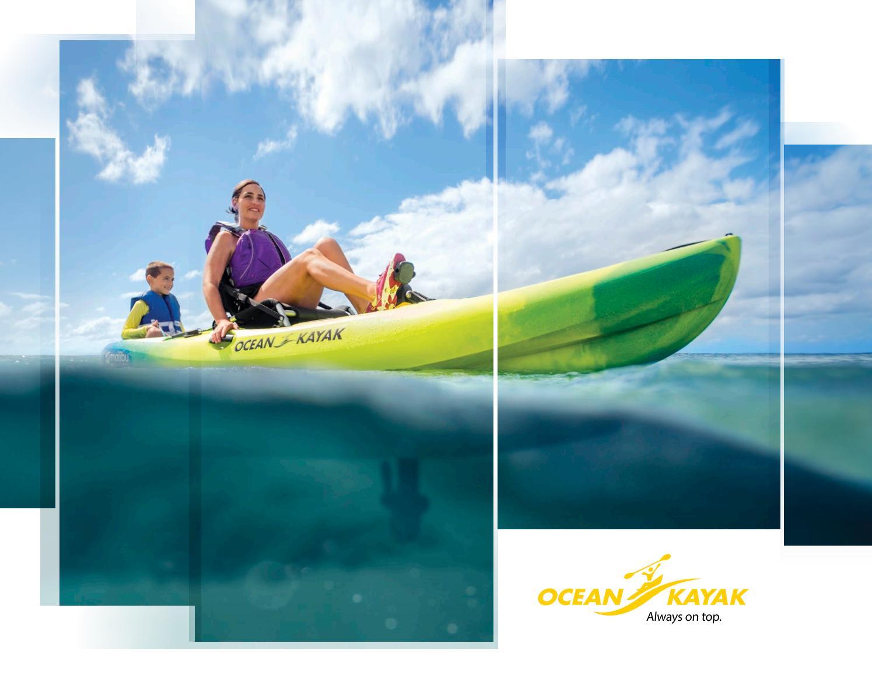 2018 Ocean Kayak catalog by Johnson Outdoors Watercraft - issuu