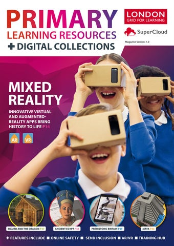 LGfL Primary Learning Resources by London Grid for Learning