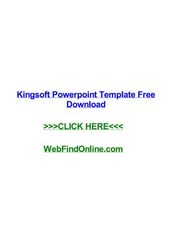 Kingsoft powerpoint template free download by sricharanuxdc issuu kingsoft powerpoint template free download kingsoft powerpoint template free download blackpool fantasia porto alegre glow plano de negcio sebrae toneelgroepblik Image collections
