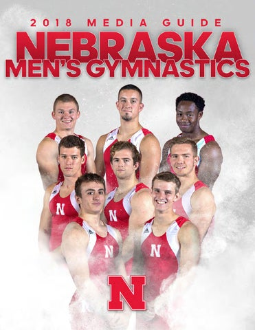 cc685352a 2018 Nebraska Men s Gymnastics Media Guide by Jeremy Foote - issuu