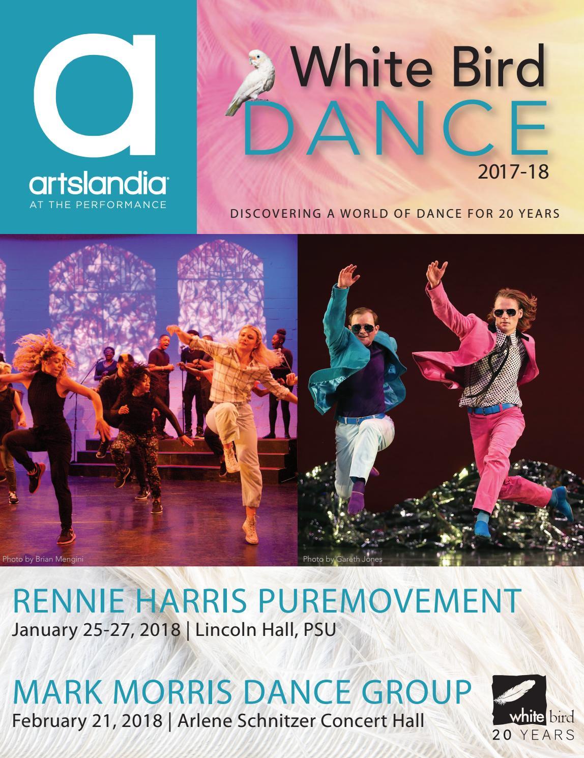 Rennie Harris White Bird Dance By Artslandia Issuu