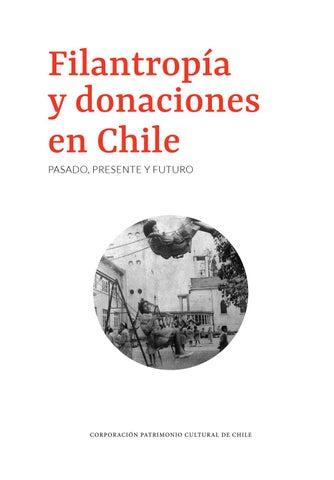 f0406795c1 Filantropia y donaciones en chile by Patrimonio Cultural de Chile ...