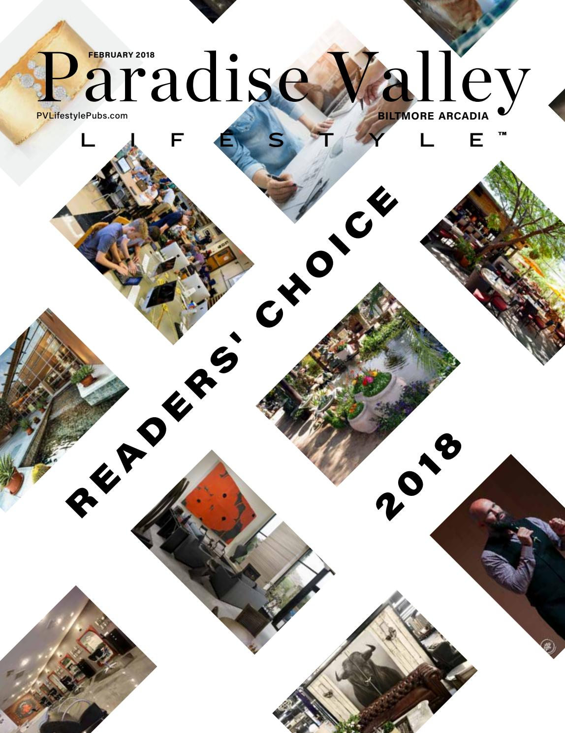 Paradise Valley, AZ February 2018 by Lifestyle Publications - issuu