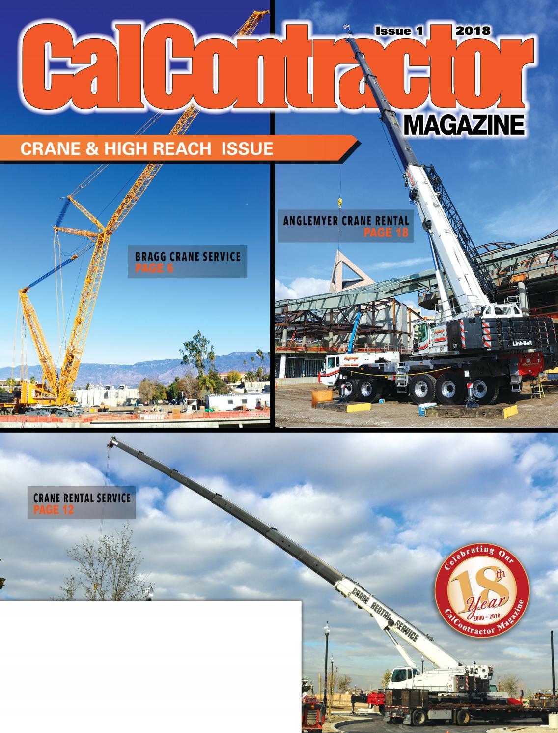 Rent a crane, profitable 44