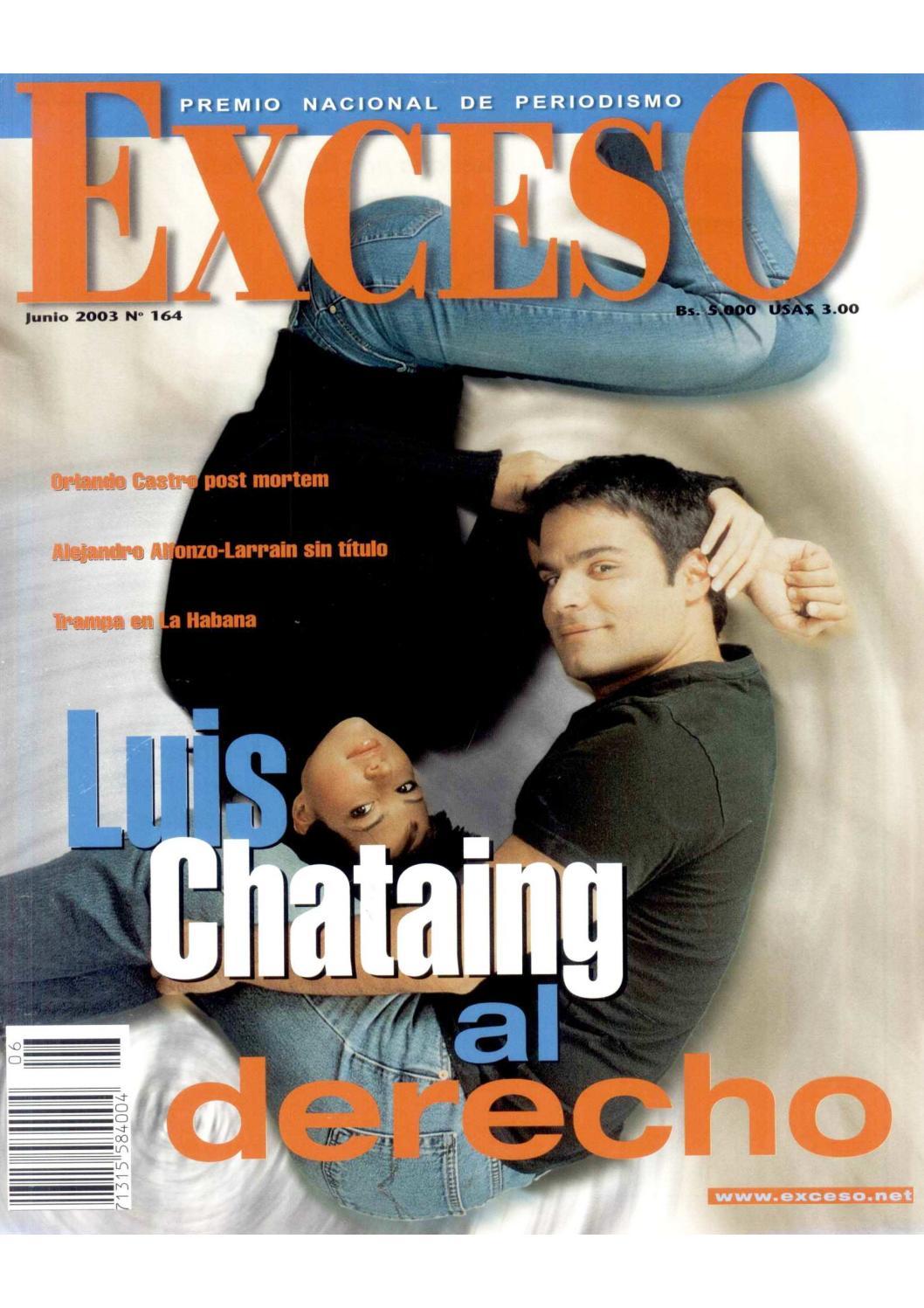 Revista Exceso edición nº 164 junio 2003 by Revista Exceso - 1988 a ...