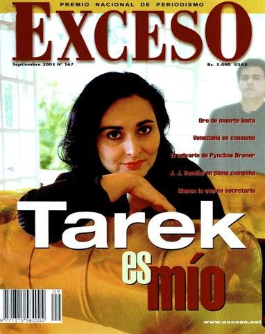 Revista exceso edición nº 167 septiembre 2003 by Revista Exceso ...