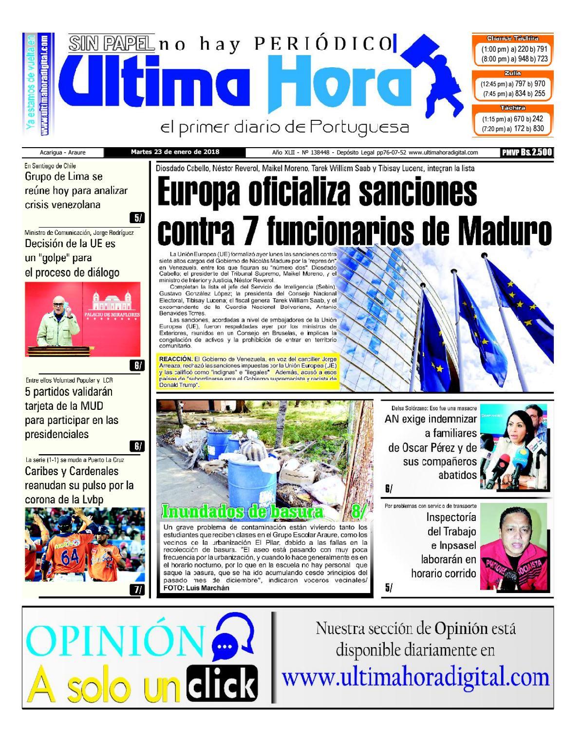 Edicion 23 01 2013 by Jehison Güaiber - issuu