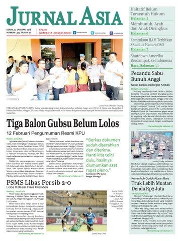 Harian Jurnal Asia Edisi Senin d054a48a98