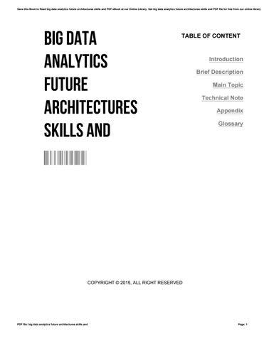 Big Data Glossary Pdf