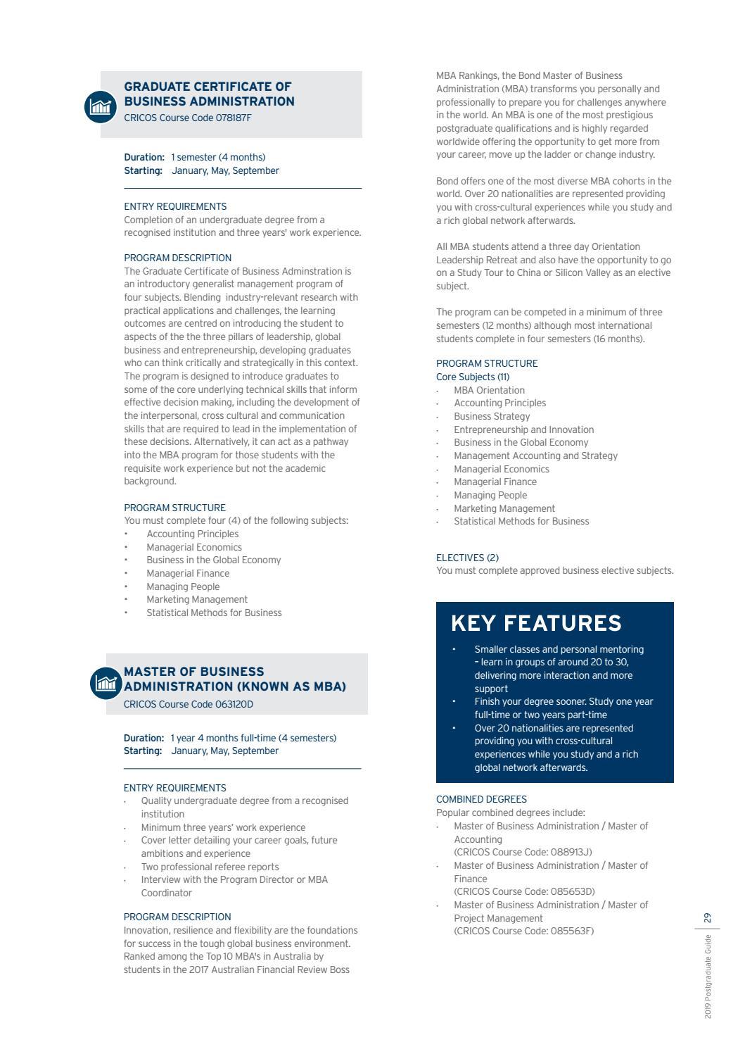 Bond university postgraduate guide by bond university issuu 1betcityfo Images