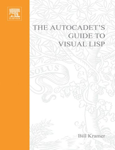 The autocadet's guide to visual lisp by pinoycad+ - issuu