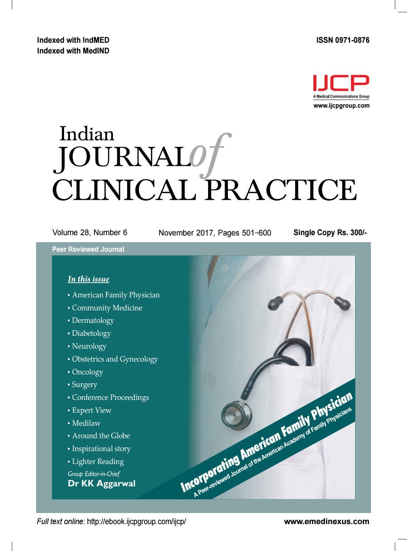 Ijcp november 2017 by IJCP - issuu