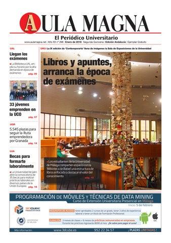 48ba3d2302ae3 298 - Aula Magna - Edición Andalucía by Aula Magna - issuu