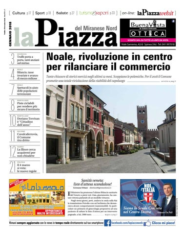 Miranese Nord Gen2018 N3 By Lapiazza Give Emotions Issuu