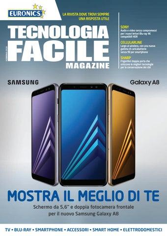 Cornice Digitale Euronics.01 24 Magazine Gennaio Febbraio Web By Euronics Italia Spa