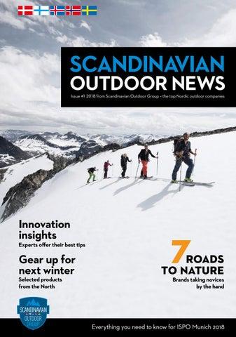 Scandinavian Outdoor News 2018 Nr 1 by Scandinavian Outdoor Group ... 49d9b2c91cc1b