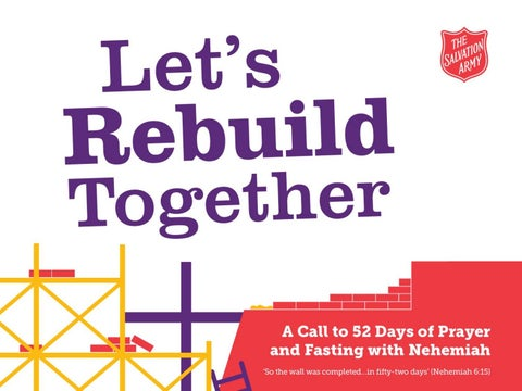 Lets rebuild together lent powerpoint template 43 by the page 1 toneelgroepblik Images
